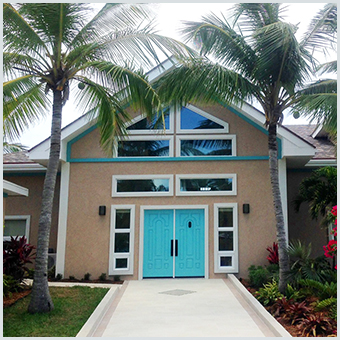 Residential - Aqua Terra Exuma House - entrance