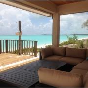 Residential - Aqua Terra Exuma house - porch view