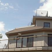 Custom welding - balcony railing