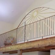 Custom welding - interior ballustrade
