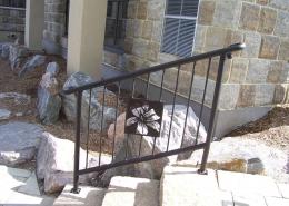 Custom welding - railing