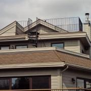 Custom welding - residential exterior