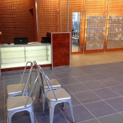 Interior fit-up - Journey Shoes store - fixtures