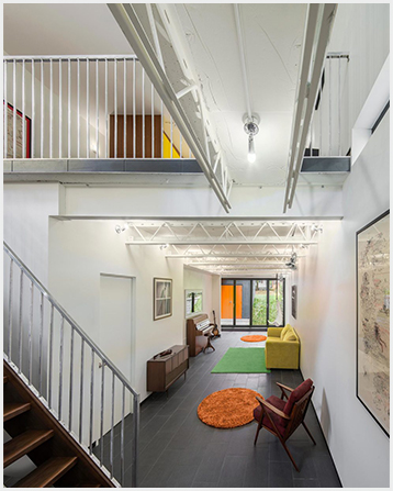 Residential - Stacey Turley House - interior