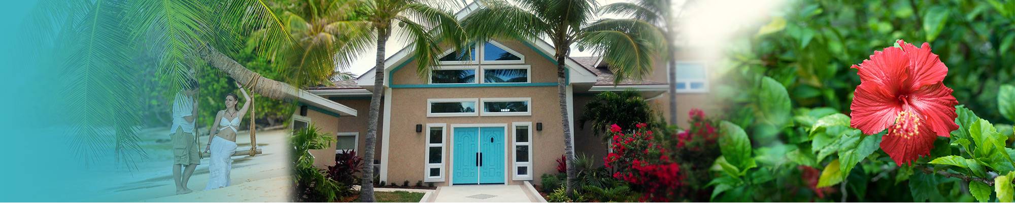 Residential projects - Aqua Terra Exuma house